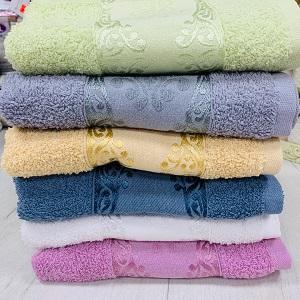 Турецкие полотенца в ассортименте 50х90
