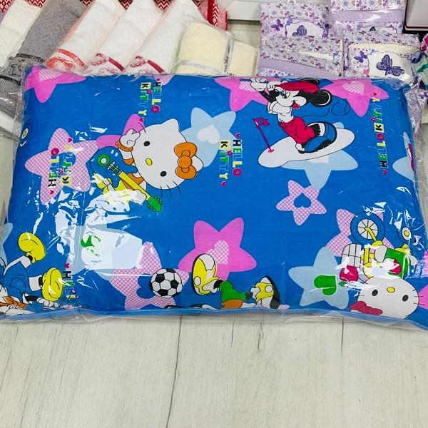 Детская подушка 35х45 цвета в ассортименте